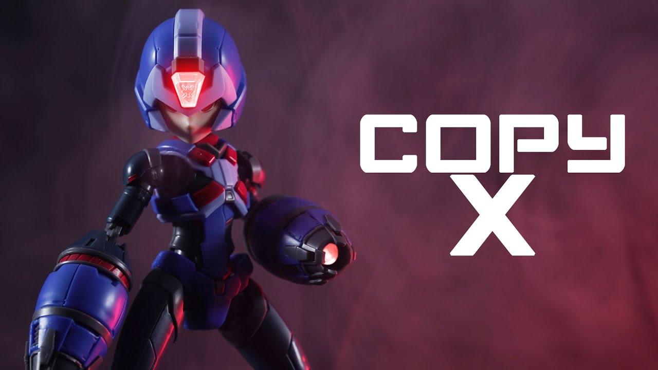 Megaman Copy X