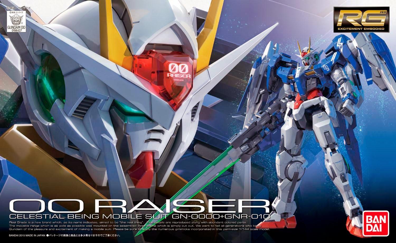 RG GN-0000+GNR-010 00 Raiser