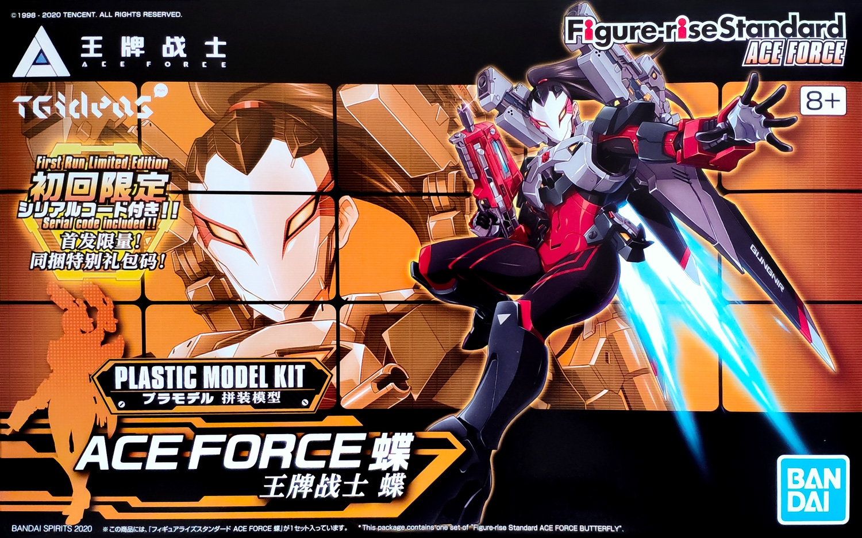 Figure-rise Standard Ace Force - Butterfly
