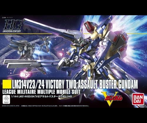 HGUC Victory Two Assault Buster Gundam