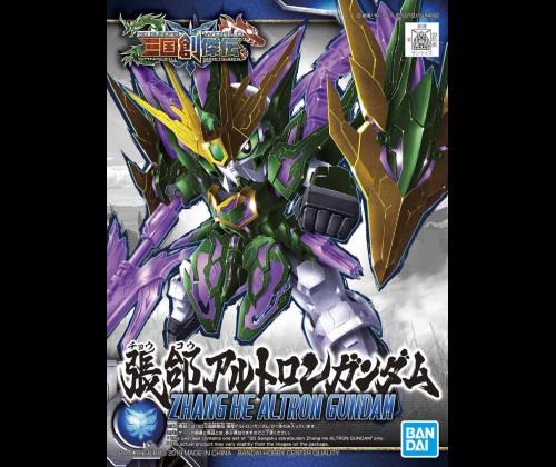 SD Tam Quốc Zhang He Altron Gundam