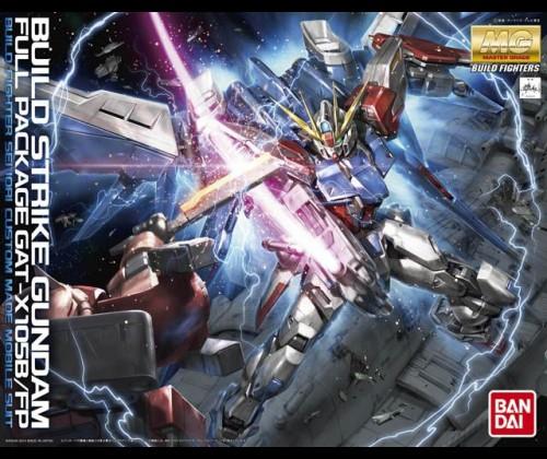 MG Build Strike Gundam Full Package