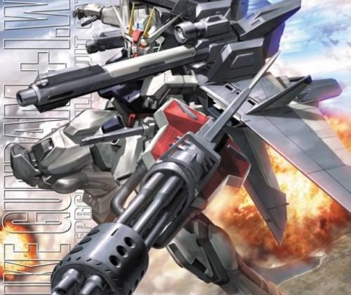 MG Strike Gundam + IWSP