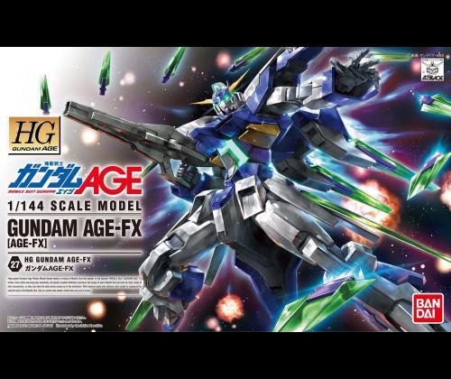 HG AGE Gundam AGE-FX