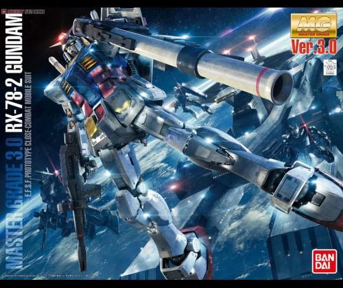 MG RX-78-2 Gundam 3.0