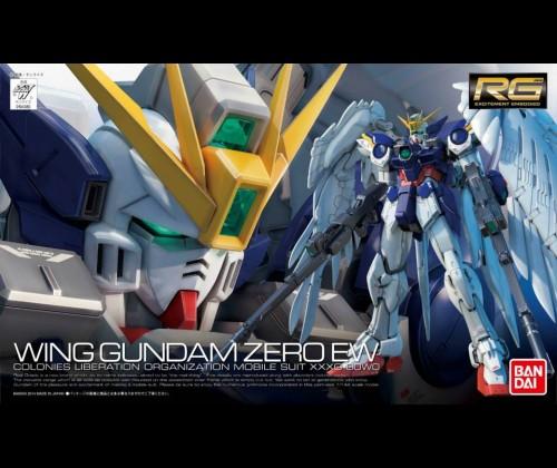 RG XXXG-00W0 Wing Gundam Zero EW