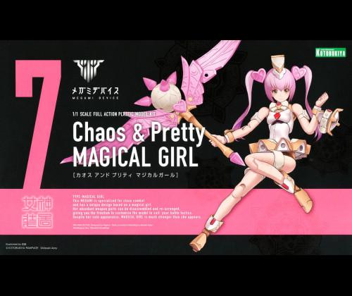 Chaos & Pretty Magical Girl