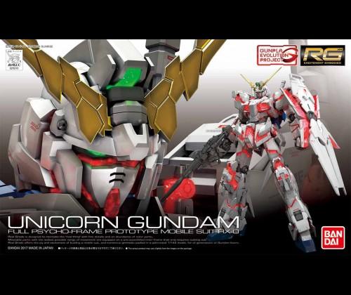 RG RX-0 Unicorn Gundam
