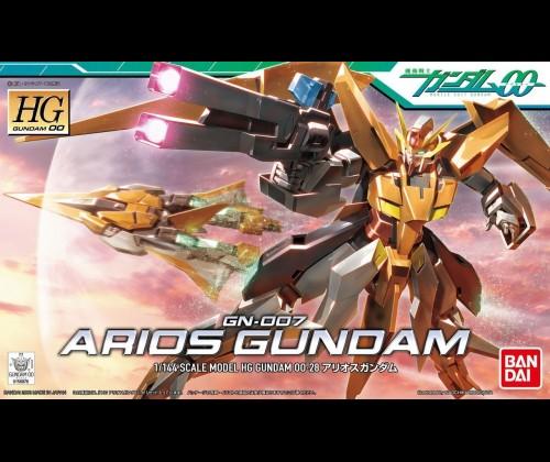 HG00 GN-007 Arios Gundam