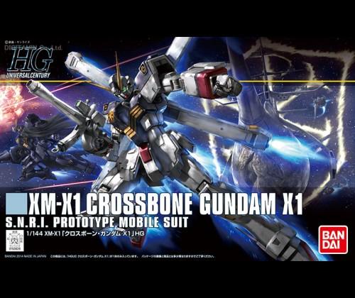HGUC Crossbone Gundam X-1