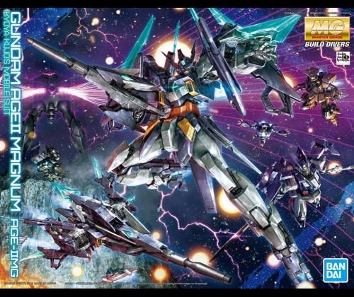 MG AGE 2 Magnum Gundam