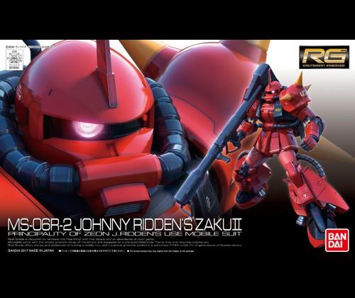 RG MS-06R-2 Johnny Ridden's Zaku II