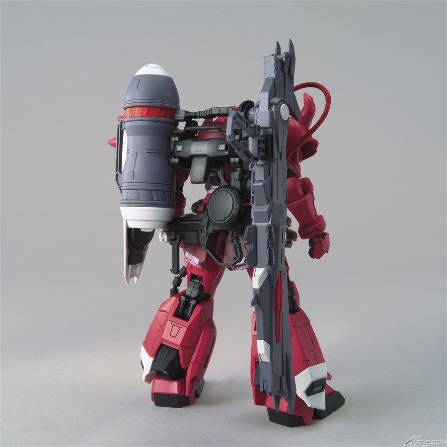 MG Gunner Zaku Warrior (Lunamaria Hawke Custom)