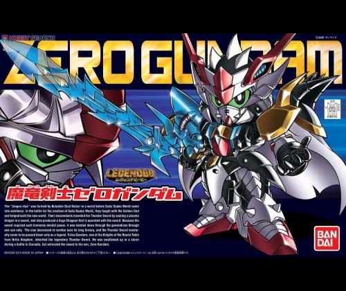 SDBB Legend Devil Dragon Blade Zero Gundam