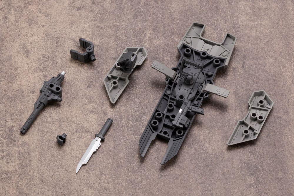 Weapon RW010 - Multiple Shield
