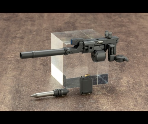 Weapon 03 - Folding Cannon