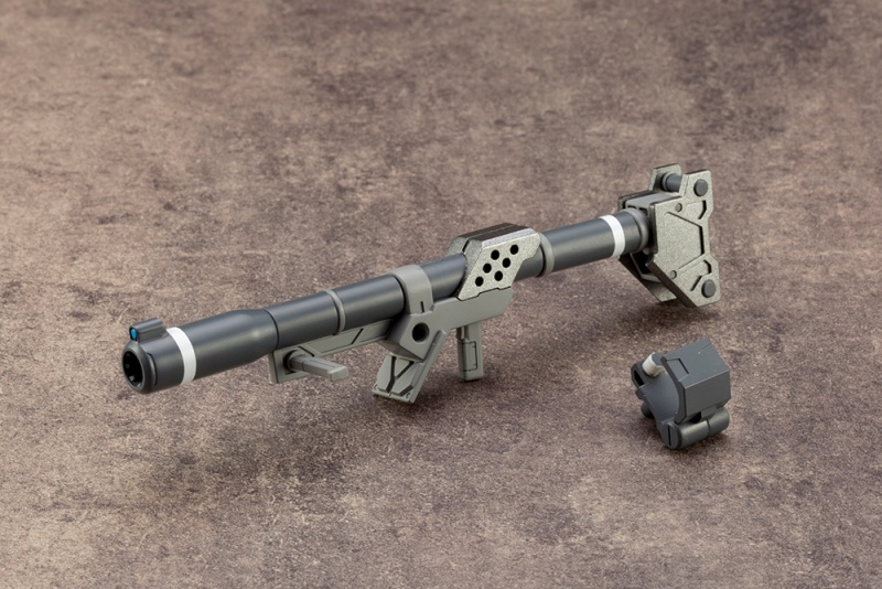 Weapon 02 - Hand Bazooka