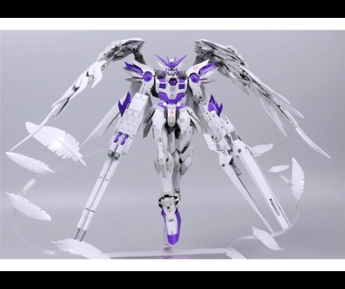 MG Wing Gundam Zero Custom (Purple) Ver.GFF