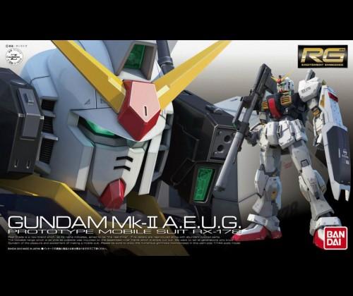 RG RX-178 Gundam Mk-II A.E.U.G.